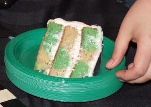 Checkerboard Cake