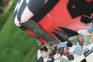 Ork Cake Detail
