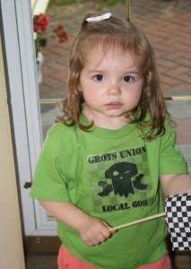 Grot shirt