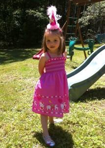 Ava's Party Dress